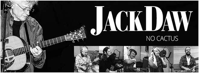 JackDaw with Rob Corcoran & The Neccessary Evils / Geri Van Essen