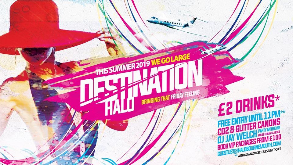 Destination Halo w/ Special Guest TJ Byham