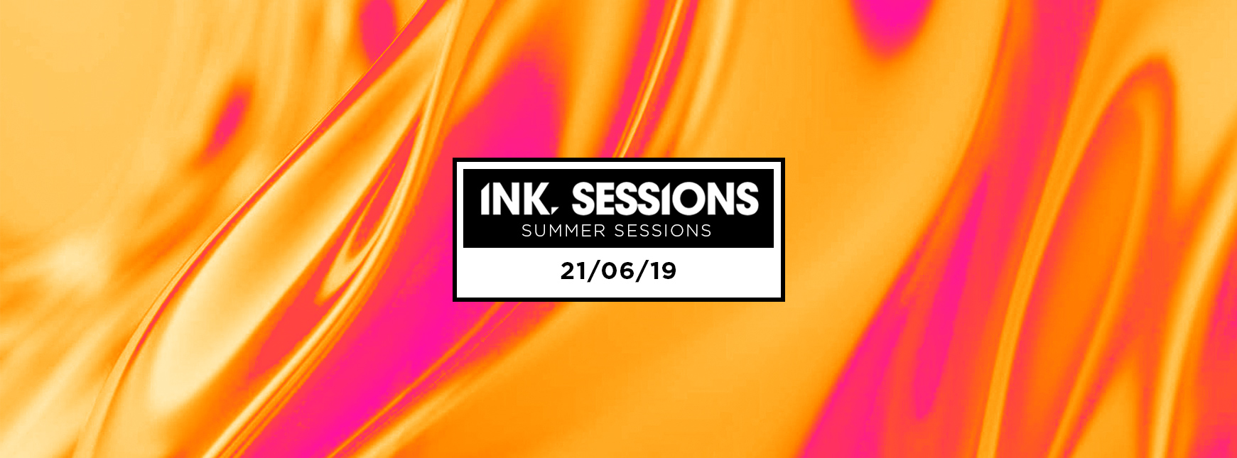 Ink Sessions – 21/06/19