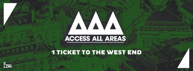 AAA – Access All Areas – The Ultimate Student Friday Night