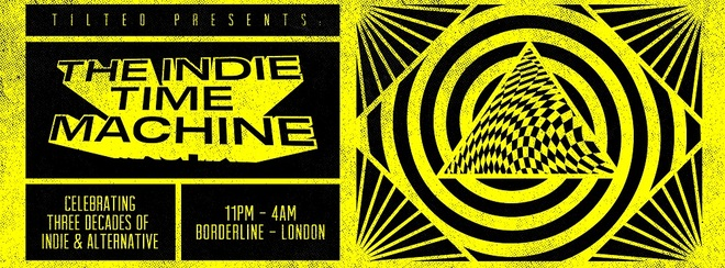 The Indie Time Machine - Fridays in July