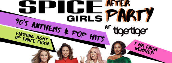 Spice Girls After Party!