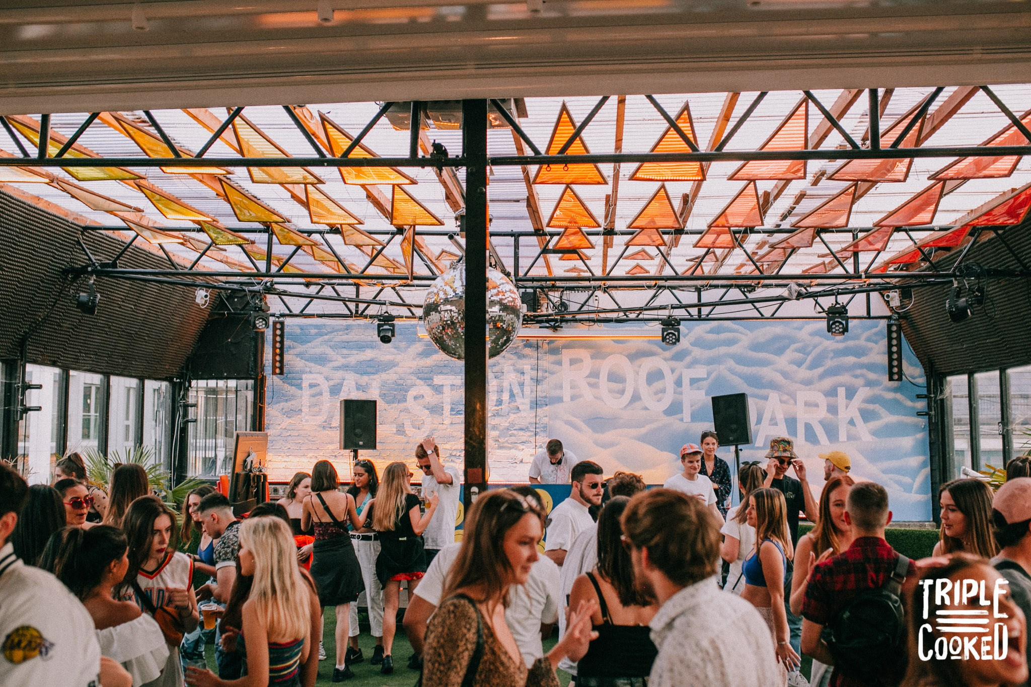 Triple Cooked: Summer Rooftop Party – London