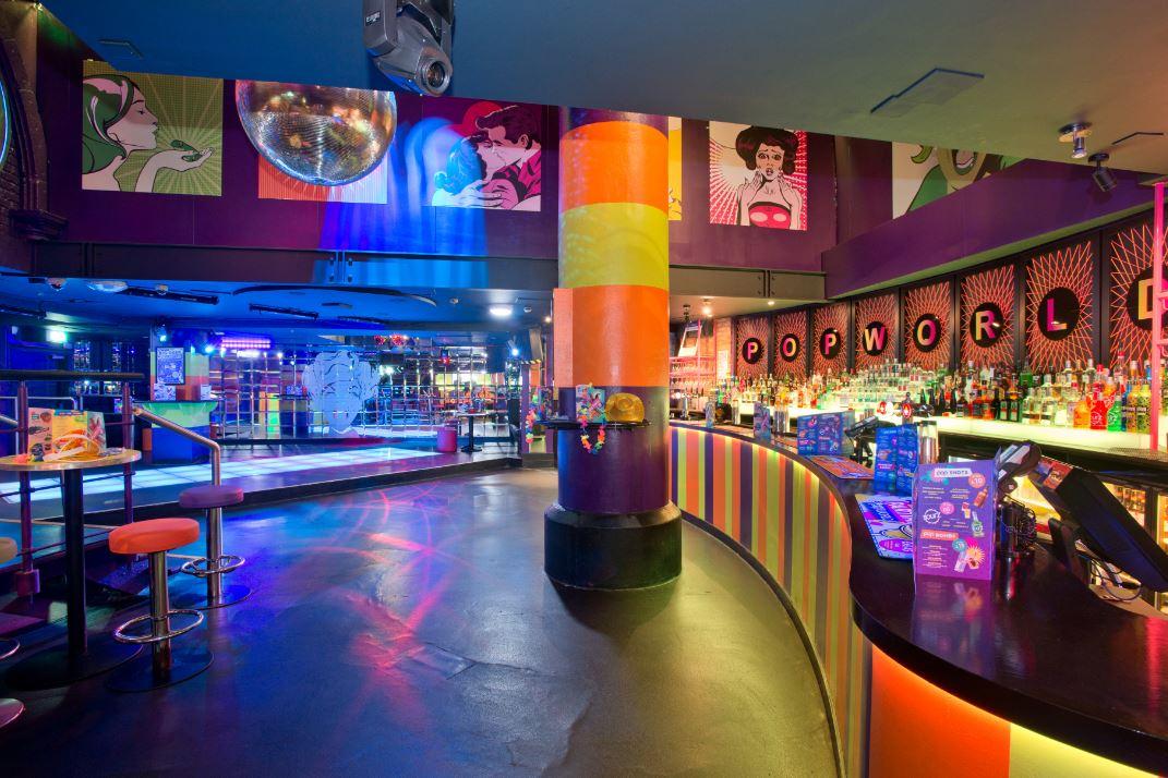 Core Bar/ After Party @ 80's 90's POPWORLD (Ex Reflex) Free Drink, Dancing at Popworld Watling Street, London on 26th Jul 2019 | Fatsoma