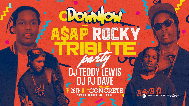 Hip Hop, Rap, Trap: Shoreditch Downlow