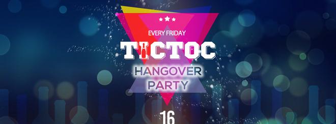 Tic Toc at Tiger Hangover Party