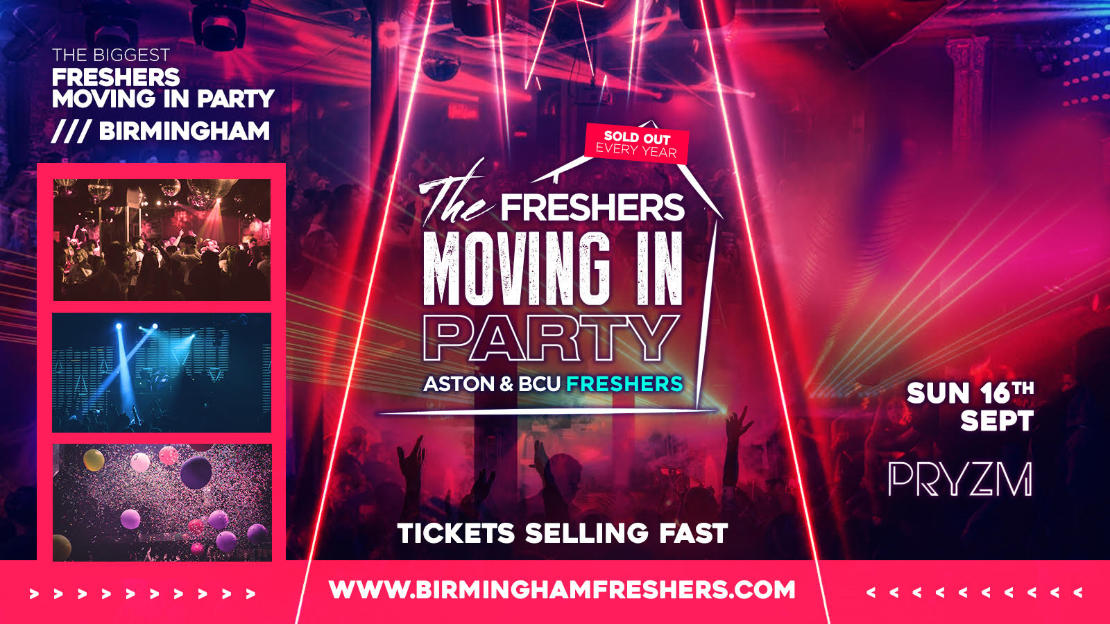 Ultimate Freshers Drinking Game Guide - Birmingham Freshers 2019