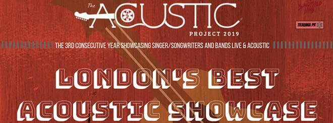 Trauma PR Presents // The Acoustic Project