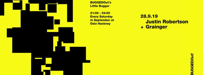 LD x BO - Little Bugger: Justin Robertson & Grainger