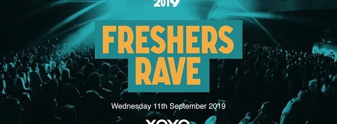 Arts Freshers Rave at XOYO