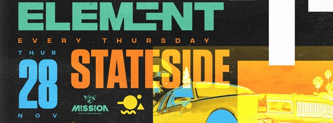 Element. Stateside