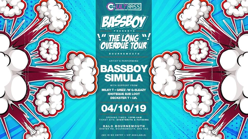 CultBass w/ Bassboy