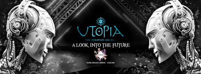 Utopia - Bank Holiday Sunday - Eden