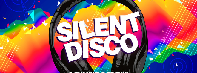 The Cardiff Moving In Silent Disco