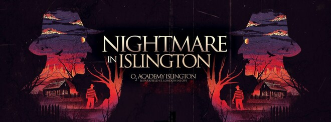 A Nightmare In Islington - Halloween at the O2 Academy
