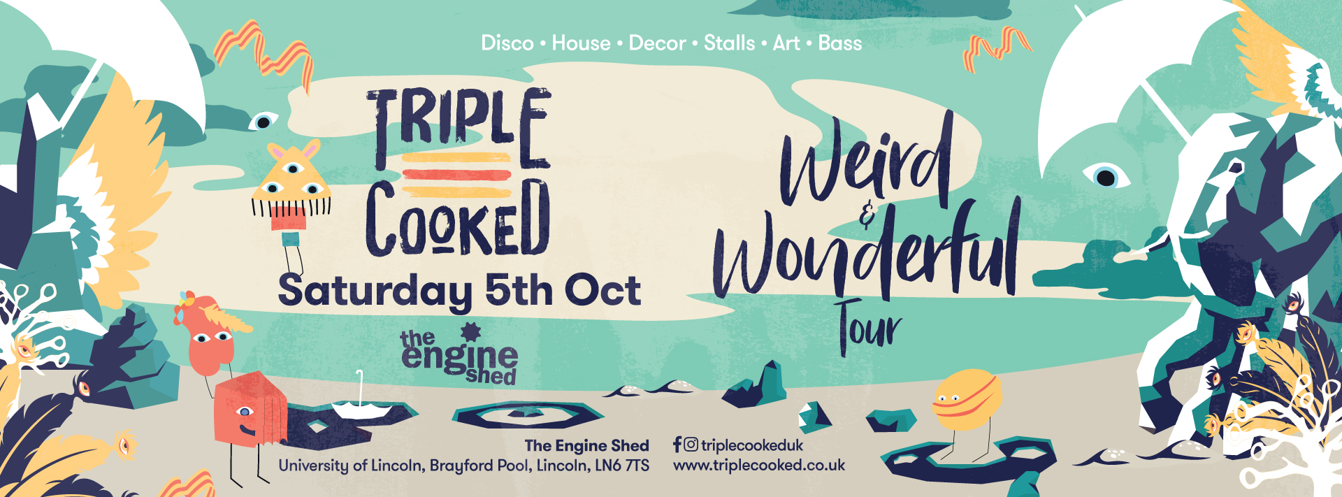 Triple Cooked: Lincoln – Weird & Wonderful