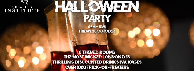 Halloween VIP Party – Friday