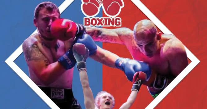 Merrifield Boxing Shrewsbury Fight Night 7