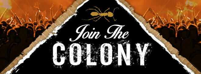 Join The Colony Tuesday