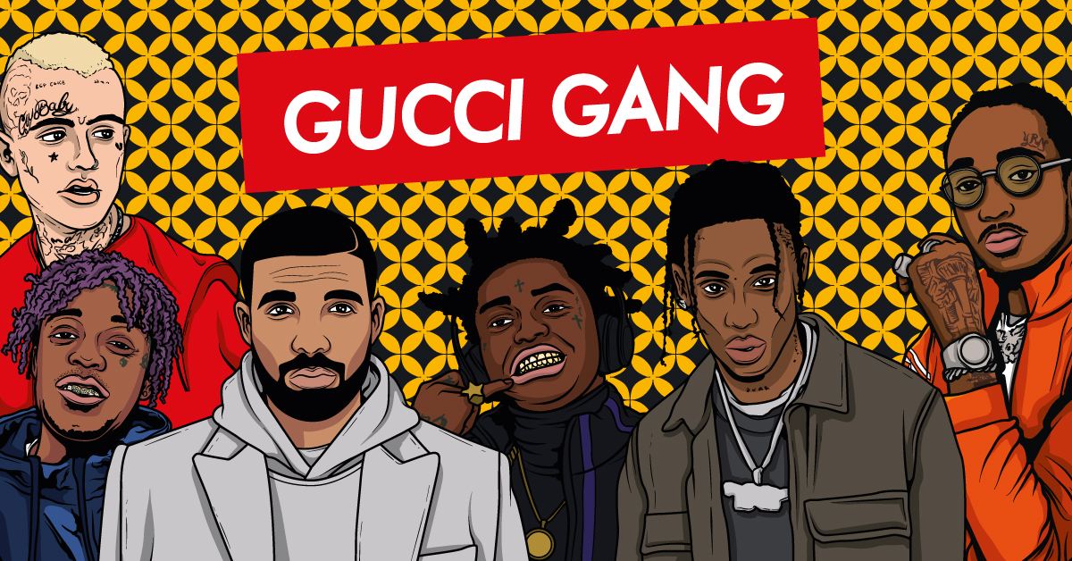 Gucci Gang – Trap Night (Manchester)