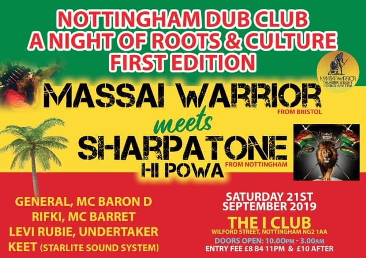 Nottingham Dub Club #1