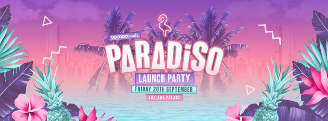 Paradiso Opening Party