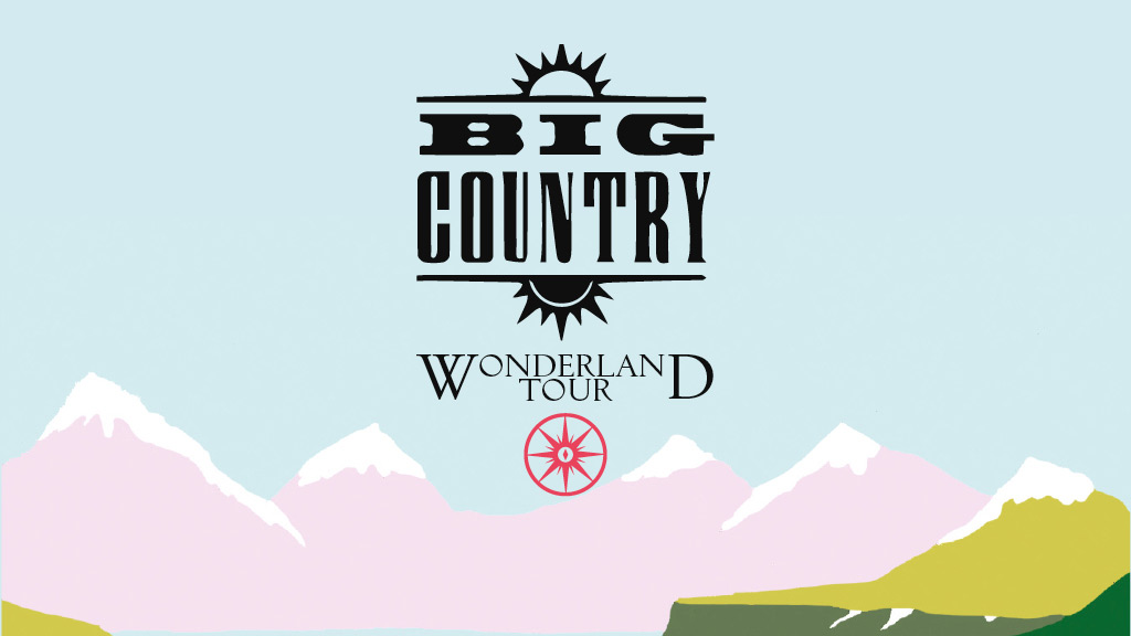 Big Country – Wonderland Tour