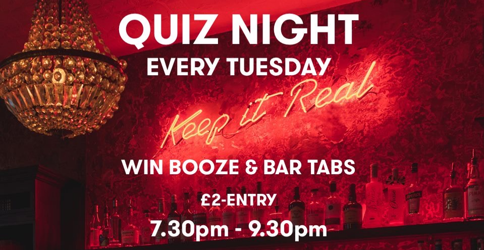 The Ten Bells Quiz Night