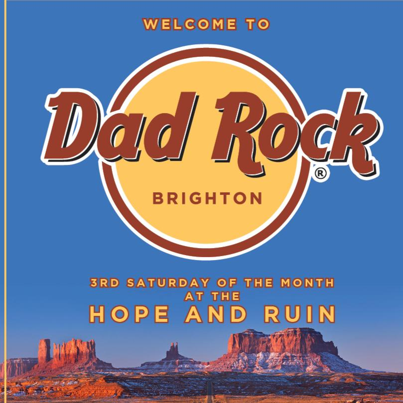 Welcome To Dad Rock