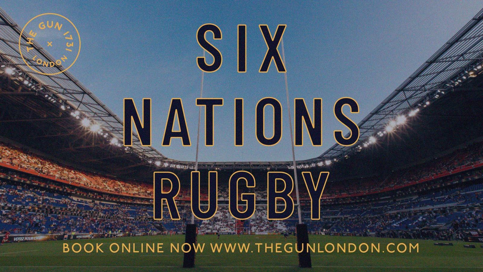 Six Nations – England v Wales