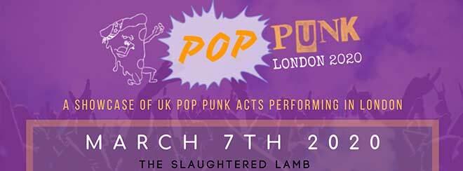 Trauma PR Presents: Pop Punk London 2020