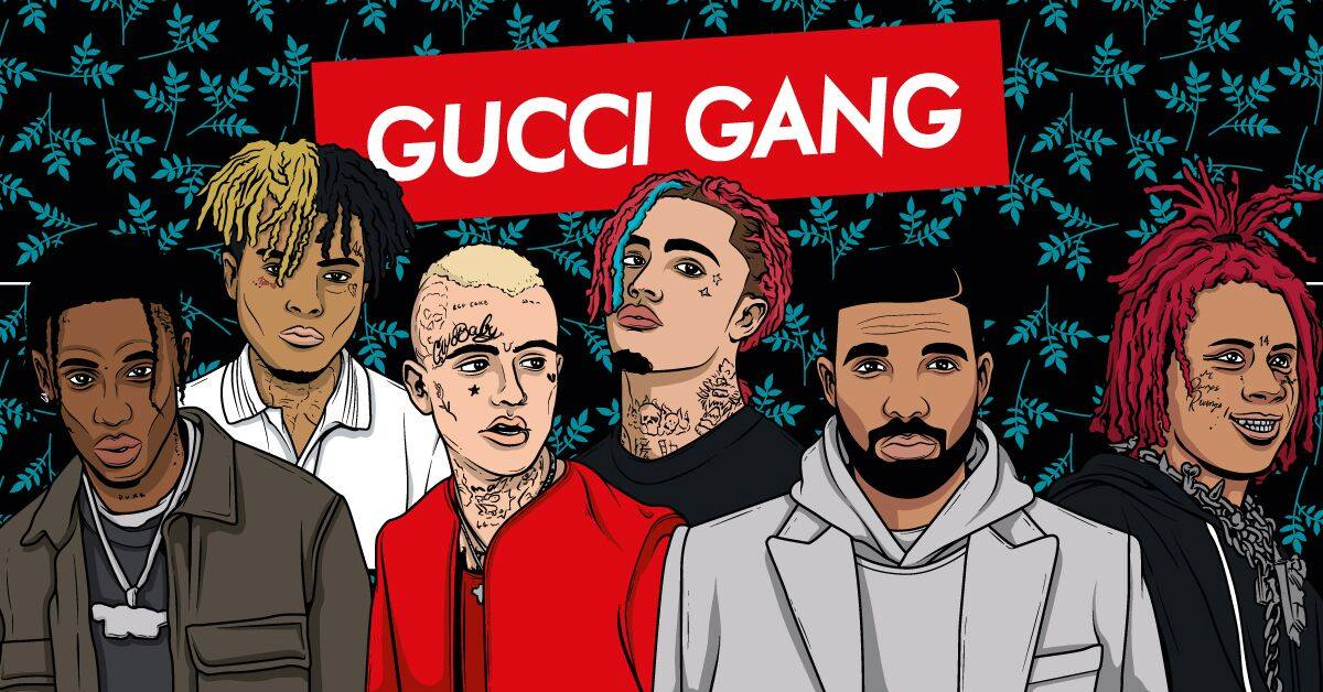 Gucci Gang – Trap Night (Dublin)