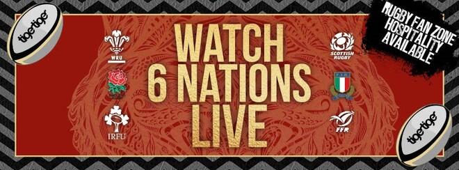 SIX NATIONS SUPER SATURDAY – WALES v SCOTLAND