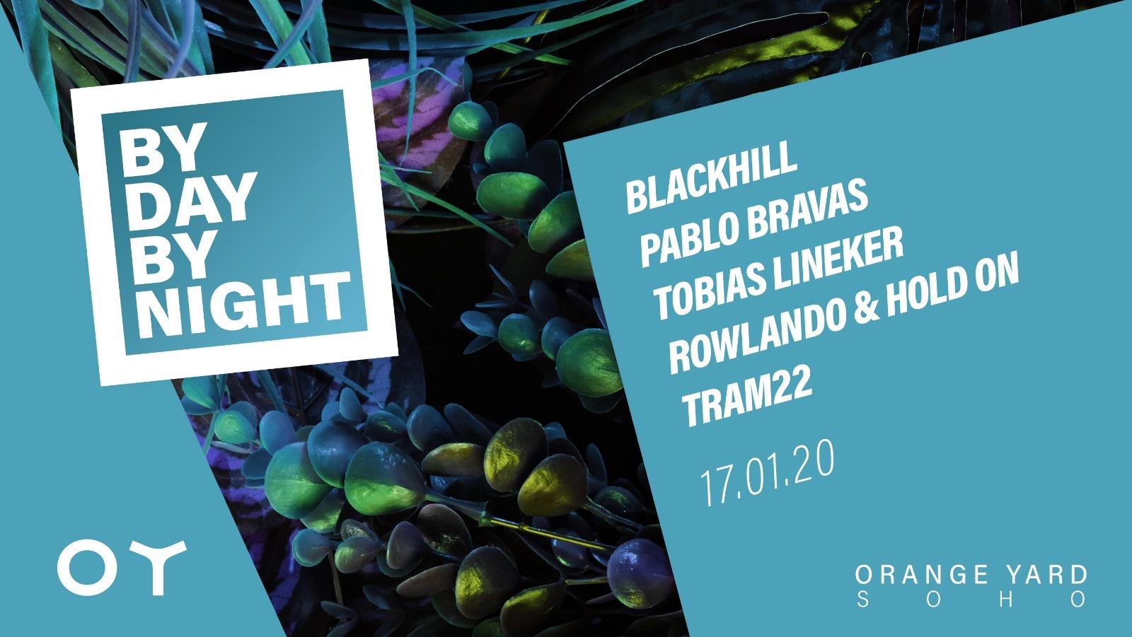Byday Bynight 2020 opening party: Orange Yard Soho
