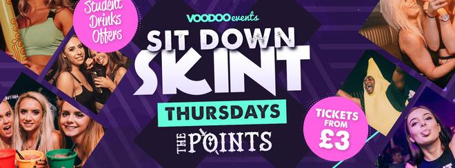 Sit Down Skint - We're Back!!