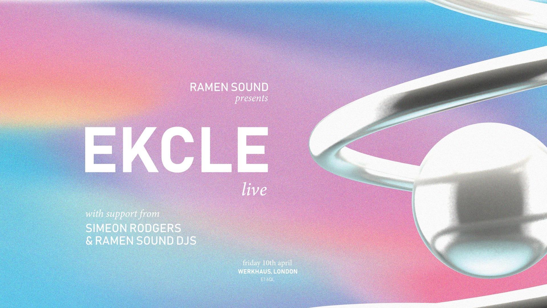 Postponed: EKCLE (Live)