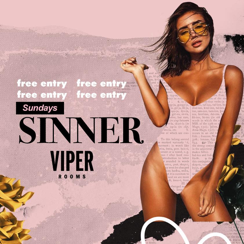 Sundays – Sinner