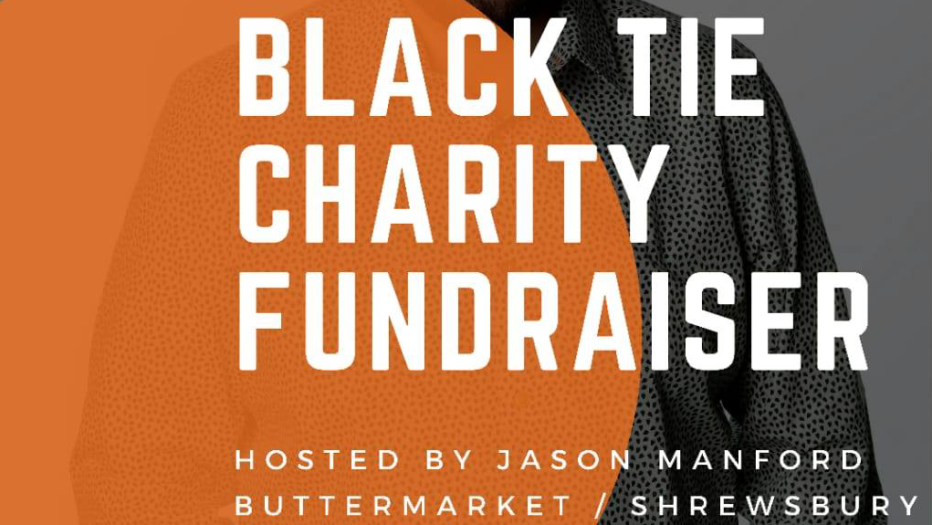 Black-tie Charity Fundraising Dinner with Jason Manford