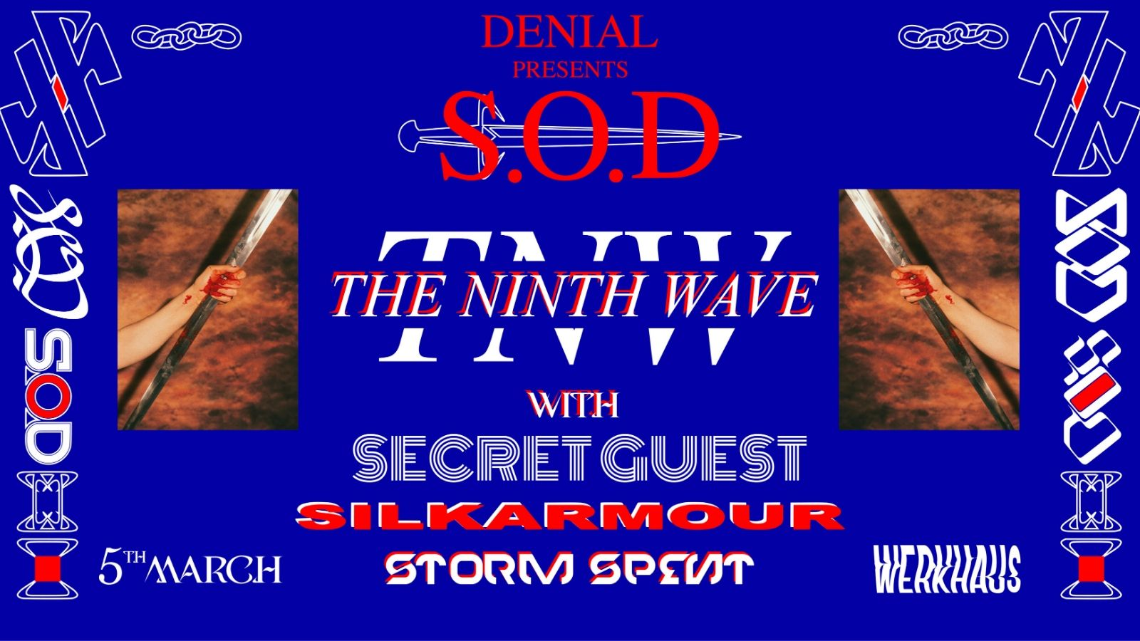 S.O.D Presents: The Ninth Wave