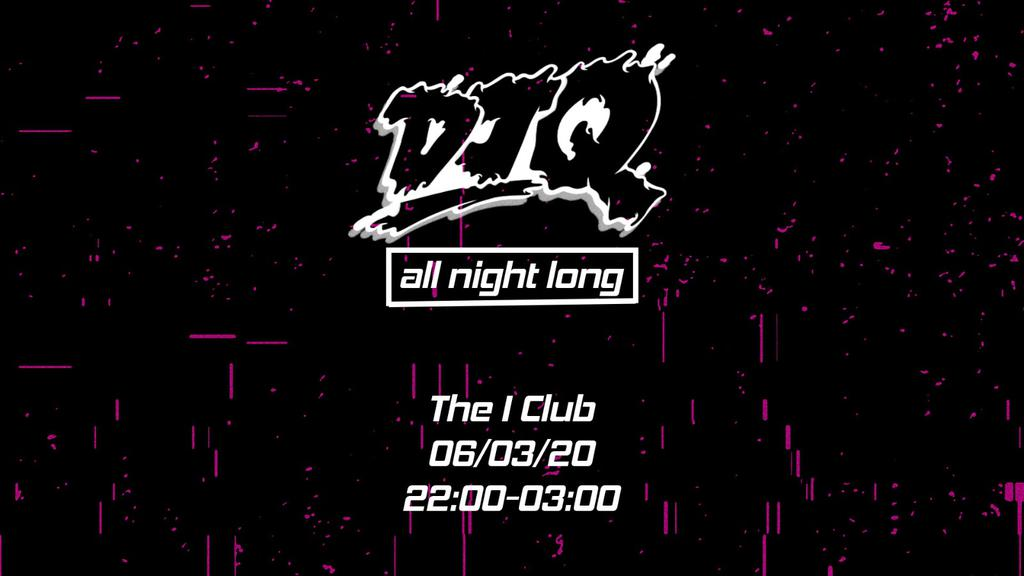 DJ Q – ALL NIGHT LONG