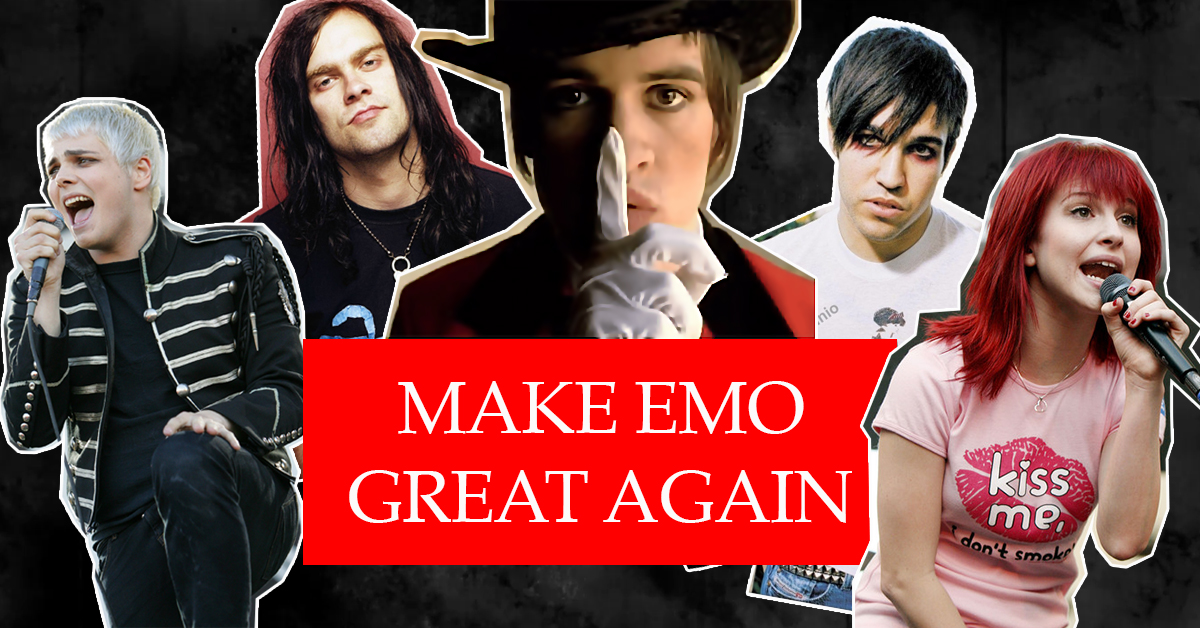 Make Emo Great Again – London