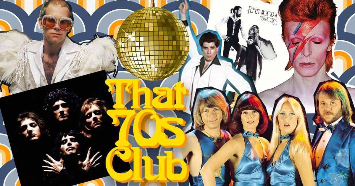 That 70s Club – Dublin