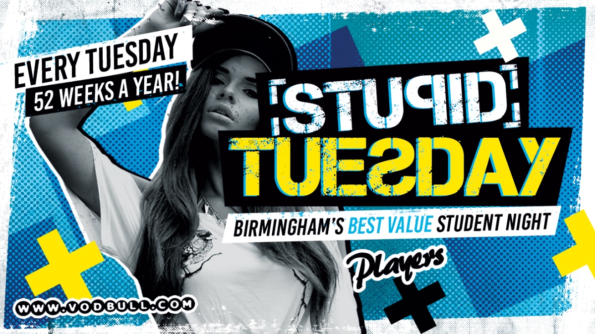 Stuesday – Aston/BCU End of Term!