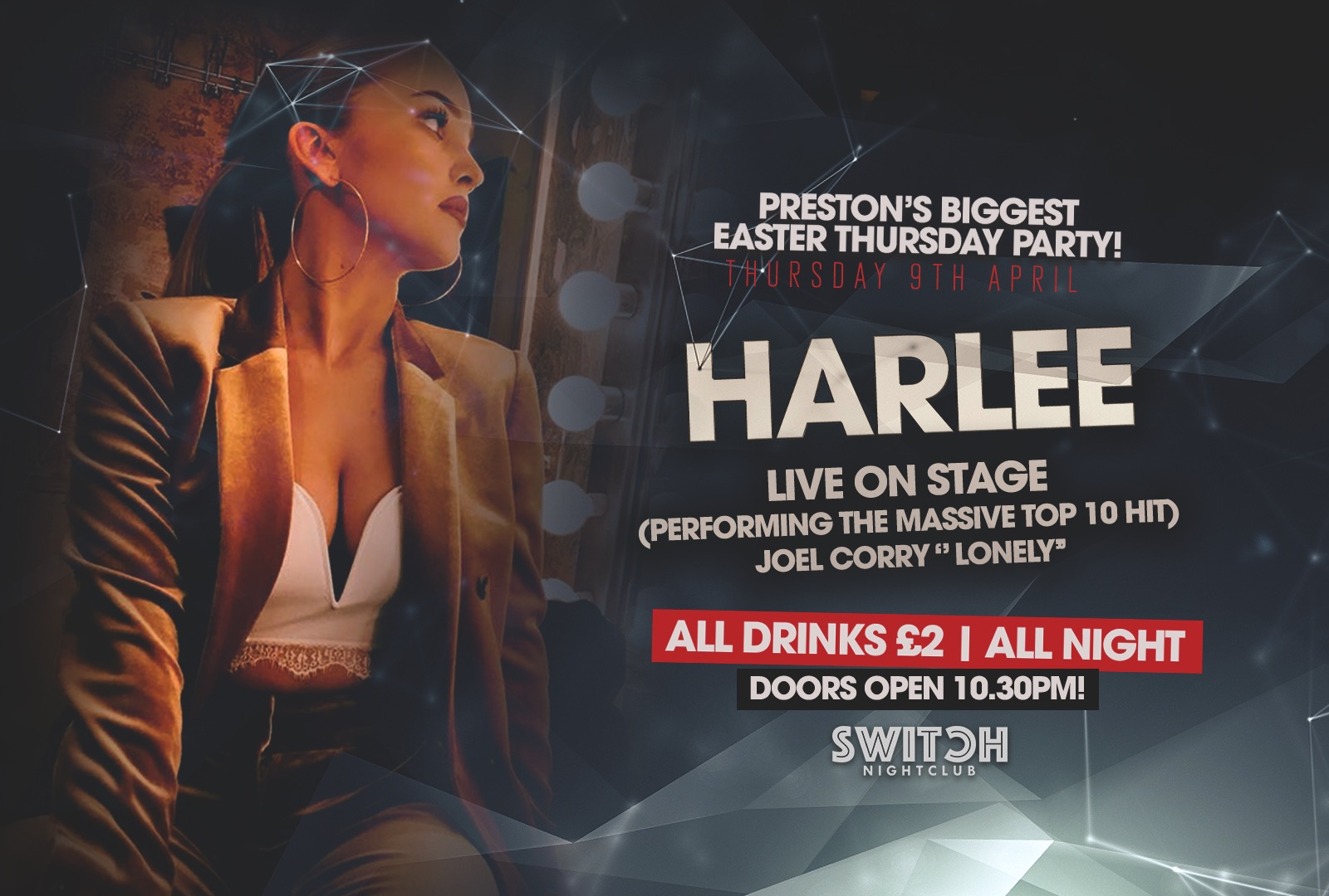 Preston's Biggest Easter Thursday Party!