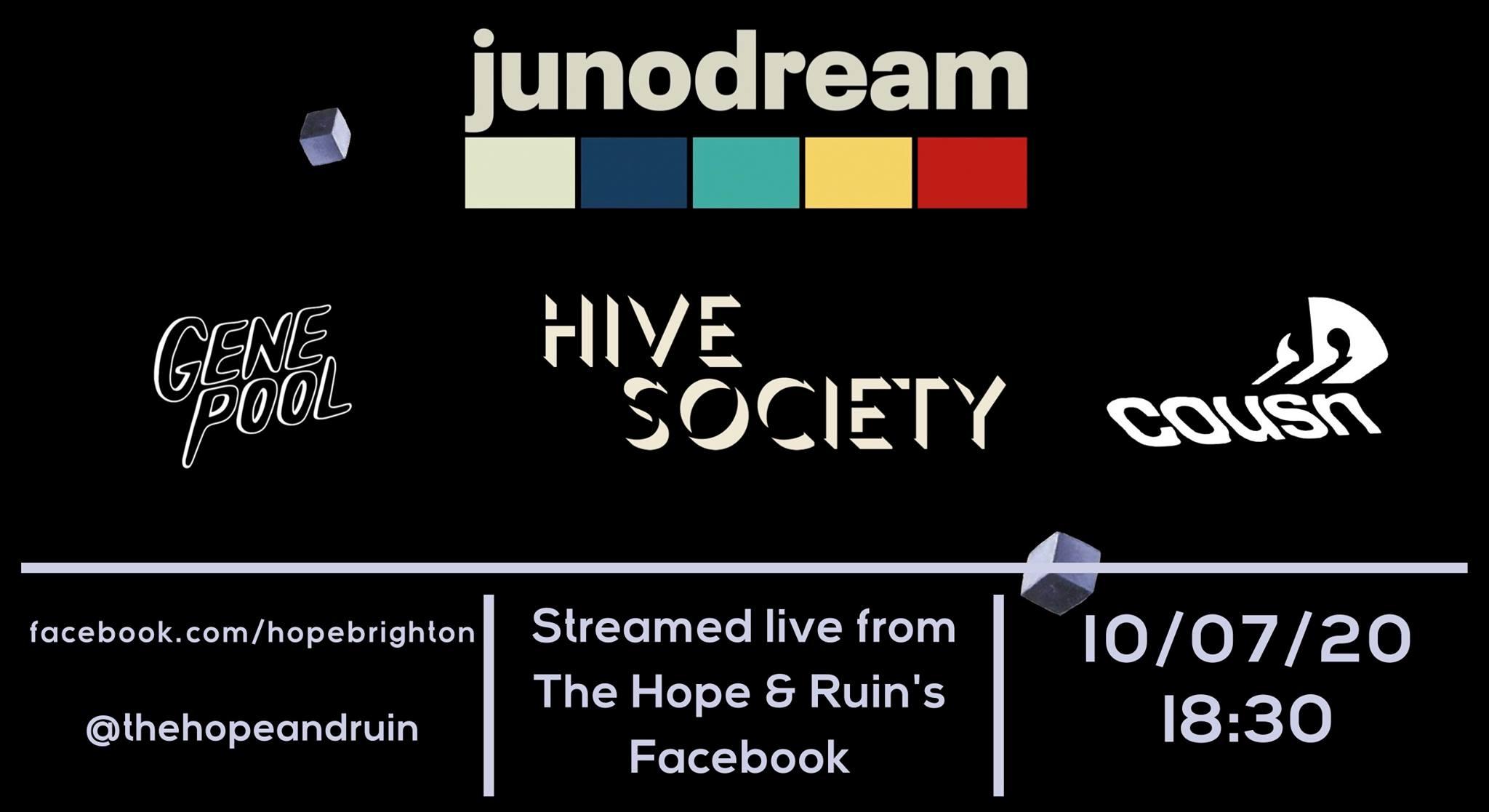 Airdriver Records #SaveOurVenues Live Stream