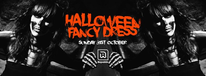 Halloween at Club Republic [FINAL TICKETS ON SALE NOW!]
