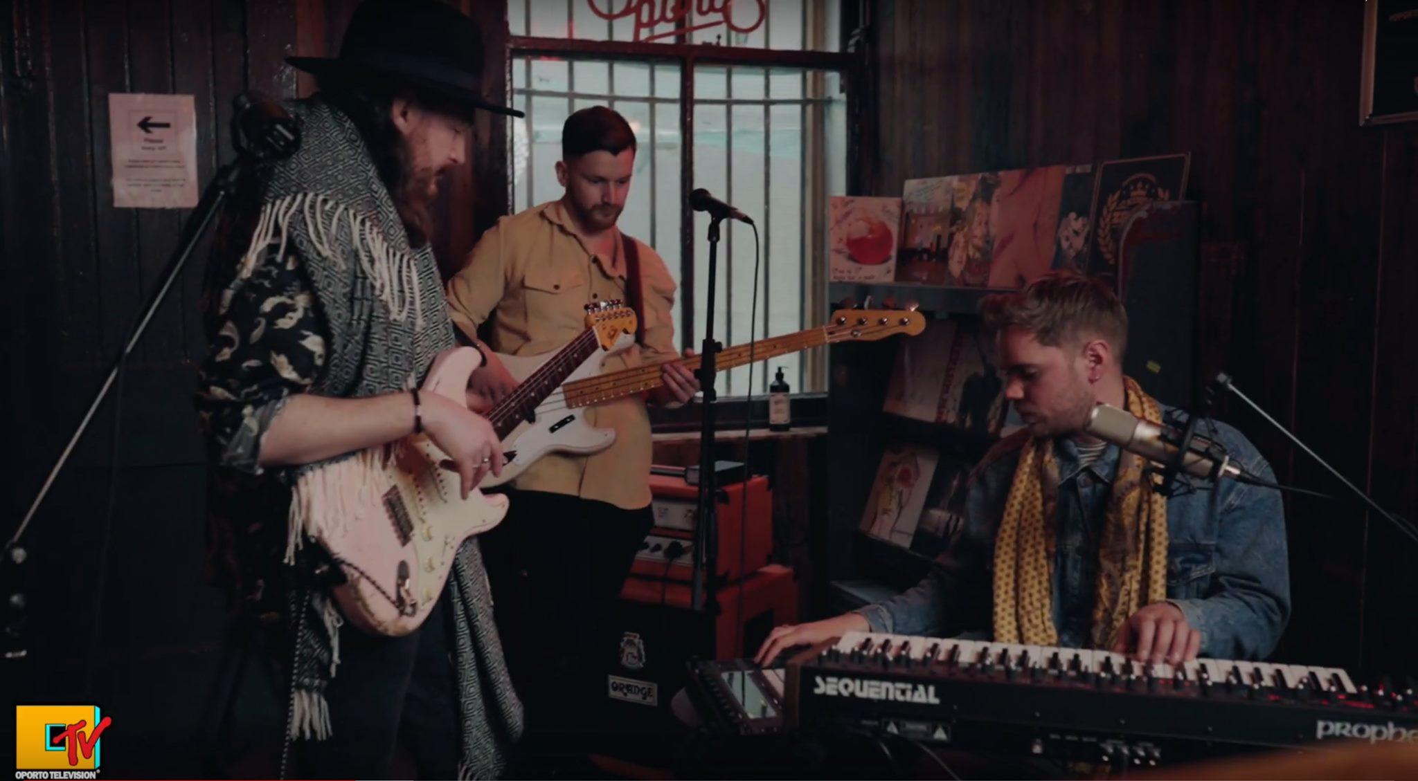 Wildest – Chalkpit live session premier on #OportoTV