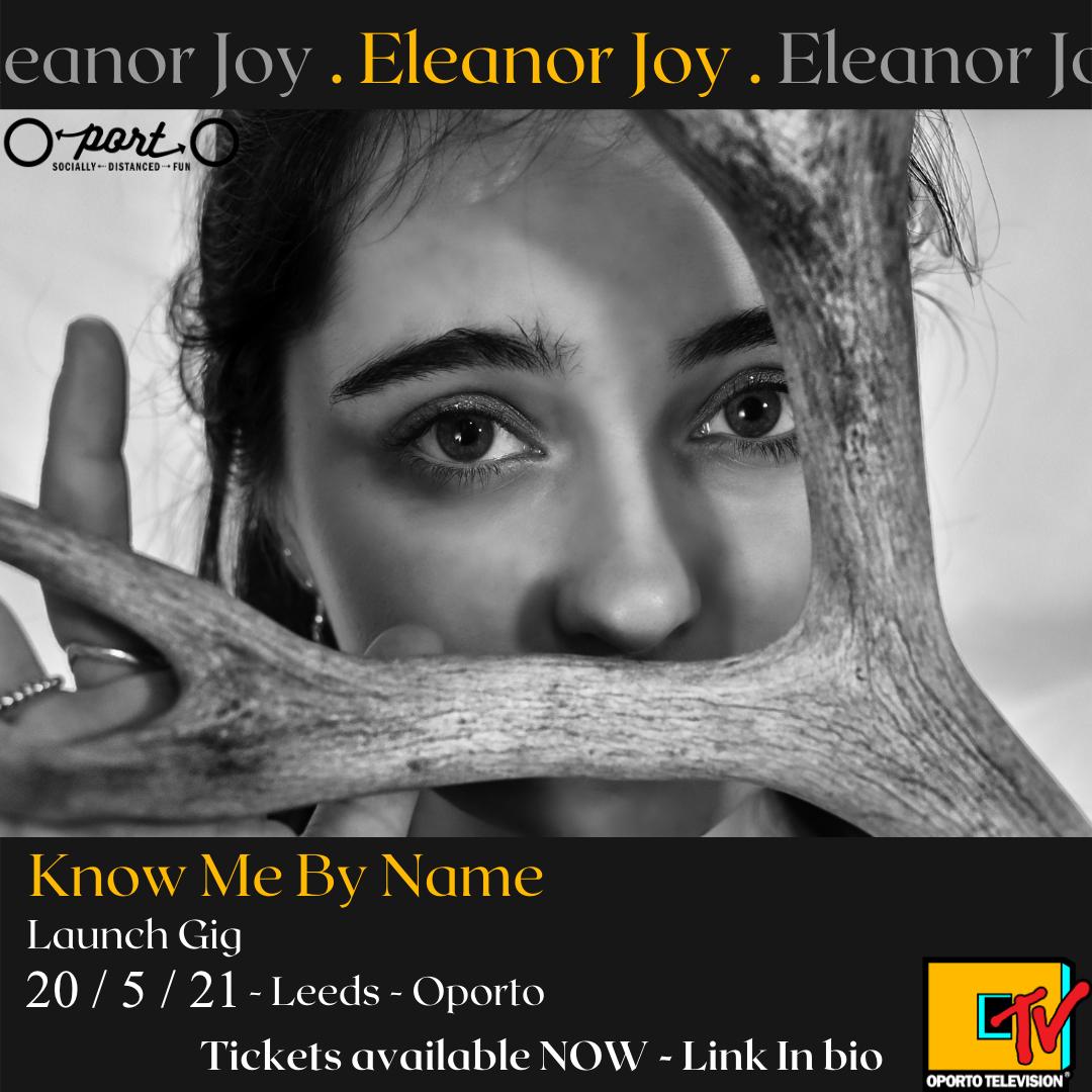 Eleanor Joy – Socially Distanced & on #OportoTV