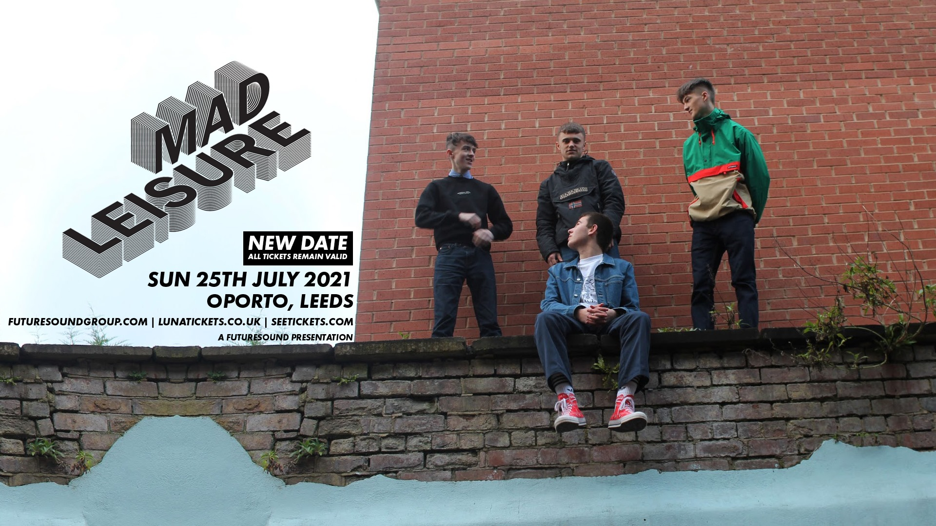 Mad Leisure – SOLD OUT