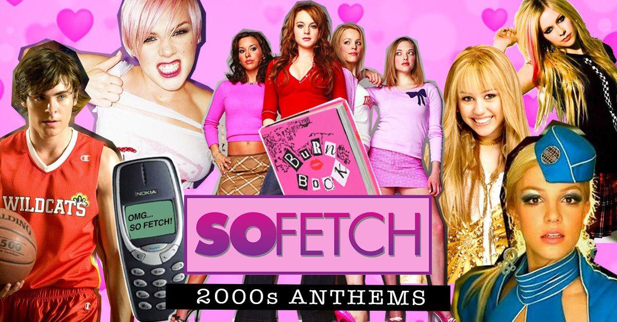 So Fetch – 2000s Party (Edinburgh)